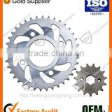 Best Quality CG125 Motorcycle Chain and Sprocket Kit