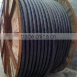 High-Voltage Lines Wrap