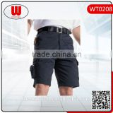 Men's summer cotton cargo work shorts pants