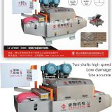 two heads multi-blades tile cutting machine