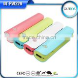 2015 Fashionable External Battery Pack Slim Power Bank