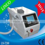 1500mj 2013 Hottest ND YAG Laser Vascular Tumours Treatment Gun With Tattoo Removal Beauty Machine