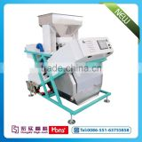 coffee bean CCD color sorter machine from Hongshi Company