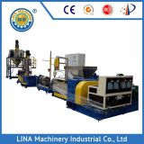 ABS making machine mold face hot cutting granulation line/pelletizing line