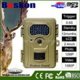 New manufacturing product BG526 ultra fast response time long standby time outdoor wildlife hunting trail camera
