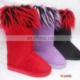 Fashion woman boots