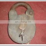 Old Antique Lock for Traditional Decoration