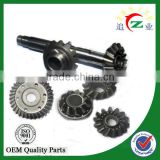 Factory manufacture aluminum bevel gears for gearbox, differential, transmission