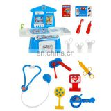 hot selling ABS doctor set toy with a box for children