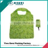 Folding Style and sublimation printed polyester bags