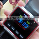 Laser wristwatch type rhinitis blood pressure and diabetics semiconductor modern medical apparatus