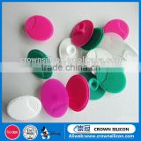 Free sample deep pore cleansing silicone face brush wholesale silicone facial cleansing brush