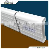 Fence Manufacturer, High Quality Vinyl Horse Running Fence, PVC Horse Running Rail