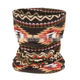 Multifunctional aztec brown wholesale anti AV custom mask Bandana