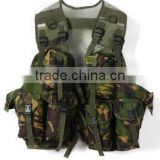 Multifunctional Camouflage Tactical Vest for Military