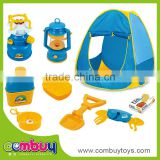 Good selling outdoor toys games high quailty kids tent camping set