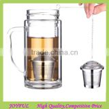 Food grade tea infuser tea ball,tea strainer,tea infuser wedding favor