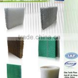 High water absorption evaporative cooling pad humidifier filters for ventilators and air conditioners