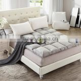 Luxury Breathable White 4CM Duck Down and Feather Mattress
