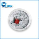 2014 new top style plastic wall clock for promotion