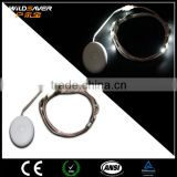alibaba outdoor led mini copper wire string light /led rgb flexible light