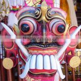 Wooden Ranged Mask