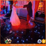 2017 Newest starlit twinkling effect led video dance floor