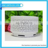 Wireless sport bluetooth speaker waterproof bluetooth speaker led
