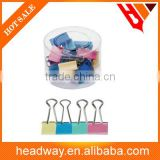 Hot selling cheap color binder clip
