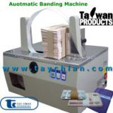 Automatic Currency Paper/OPP Tape Banding Machine