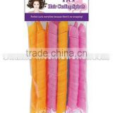 Nylon hair roller colorfull