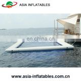 Sea Pools for Jelly Fish protection, 10m x 10m Large Inflatable Swimming Pool, Water Polo Full Net Arena