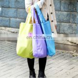 China Supplier nylon foldable reusable shopping bag