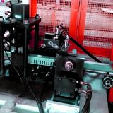 Off Line 3 face PVC trunking cable duct automatic punching machine