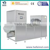Glass separator machine,Industrial ccd color separator machine for glass,plastic,salt etc