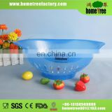 FDA clear plastic basket for fruit