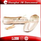 Professional Performance Dance Shoe High Quality Anti-skid Fancy Hot Sale New Design Demi Pointe Shoes