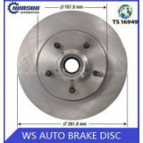 Brake Disc From China