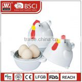 plastic microwave egg cooker as 1 dollar item for promotion