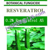 0.2% Resveratrol AS, botanical fungicide, natural