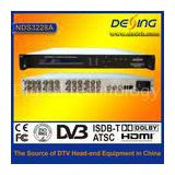8 in 1 MPEG2/H.264 sd encoder