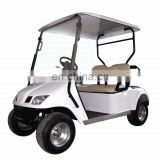 2 Seats electric golf cart sightseeing car hotel passanger bus