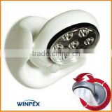 "7Bright LED Sensor Light with ""360"