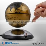 magnetic floating and rotating globe for gift