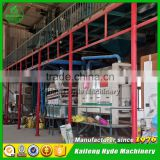 5ZT-5 Automatic wheat grain processing plant for sale
