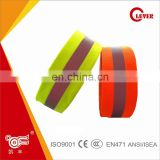 High Reflective 100% 2.1cm Nylon Ribbon For Safety Products Accessories