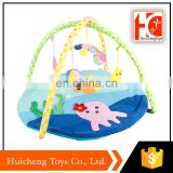 china import wholesale fashion popular baby play mat cotton with safety materials