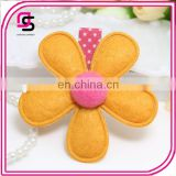 baby girls fashion cute design sun flower hairpin