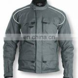 2012 Boys Racer Waterproof Vented Textile Jacket