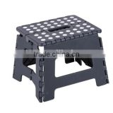 PP fold Step Stool Strong & Compact for easy Storage stool CE&REACH pp green anti-skidding folding chair